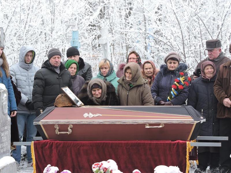 Свій останній спочинок, Флор Федорович знайшов поряд з дружиною на місцевому цвинтарі