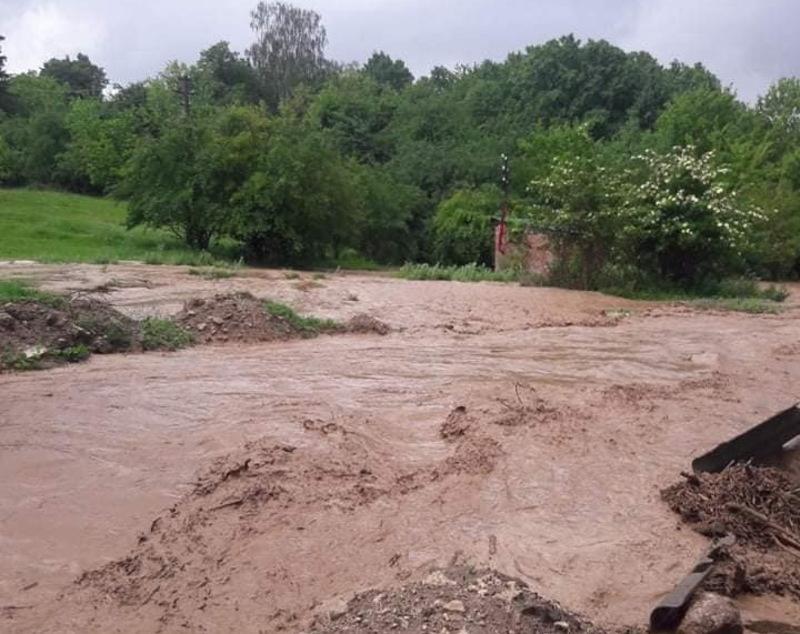 Негода наробила лиха в одному з сіл на Городоччині