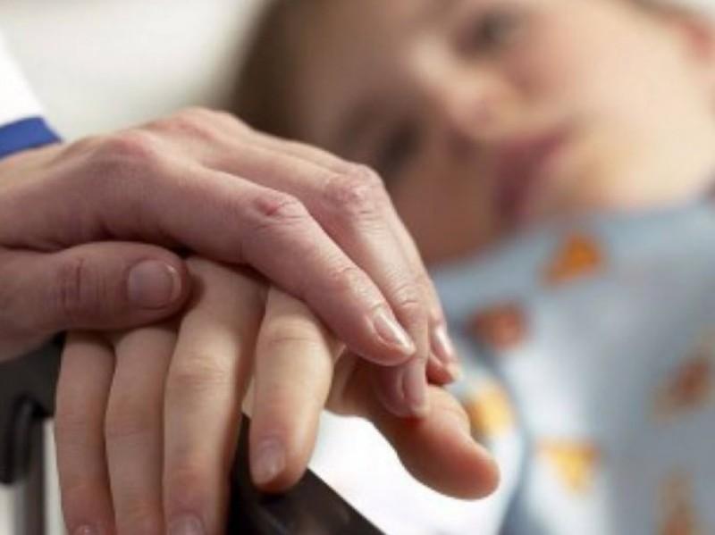 Перші хворі до відділення почали надходити вчора. Наразі на лікуванні  перебуває 22 дітей віком від 3 до 6 років та 3 дорослих