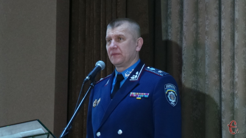 Микола Семенишин: