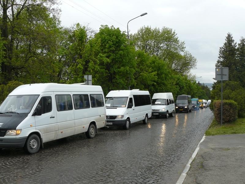 Через водія-порушника постраждали пасажири маршрутки
