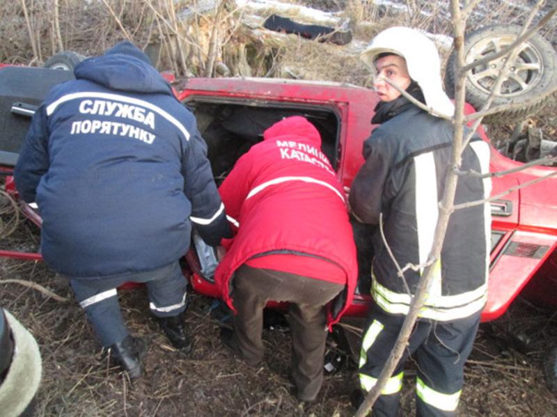 Надзвичайники відключили акумуляторну батарею, щоб не виникло пожежі