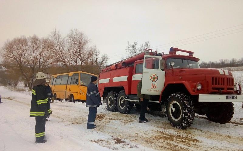 На момент інциденту в автобусі перебувало 6 дітей