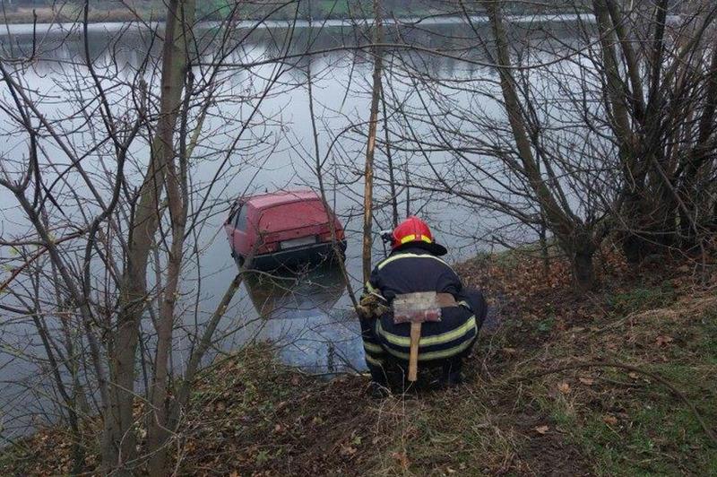 Внаслідок аварії водії автомобіля не постраждав