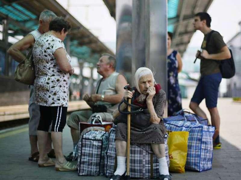 До Пенсійного фонду області з початку року з питань виплати пенсії звернулось 3711 переселенців.