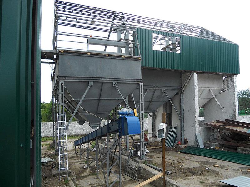 Завод перероблятиме насіння кукурудзи