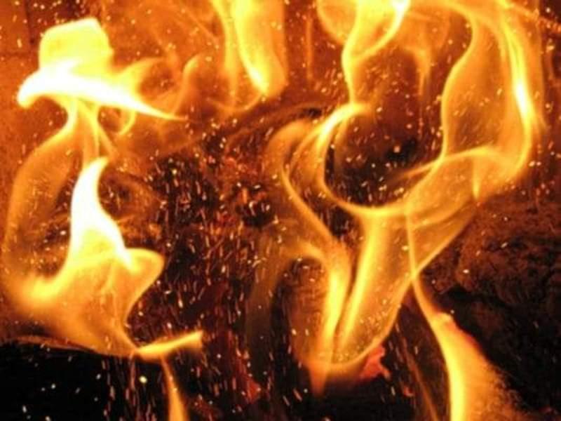 Загоряння сталося з необережності
