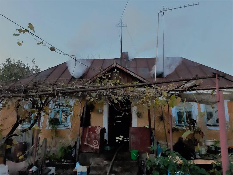 Під час пожеж ніхто не постраждав