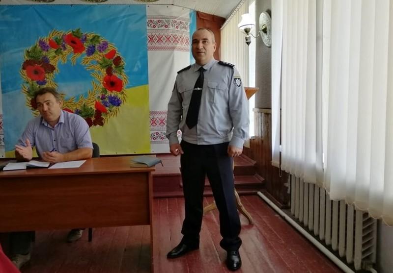 Олег Краковський замість Ігоря Ільницького очолюватиме поліцію Нової Ушиці