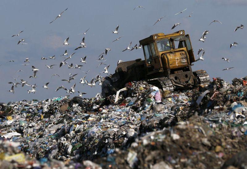 Екологи кажуть, кількість відходів щороку зростає