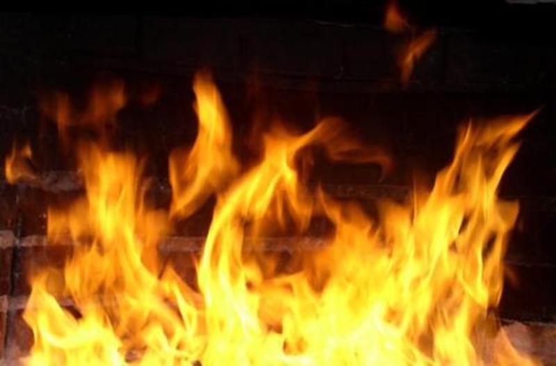 Ймовірна причина однієї з пожеж - необережність під час паління