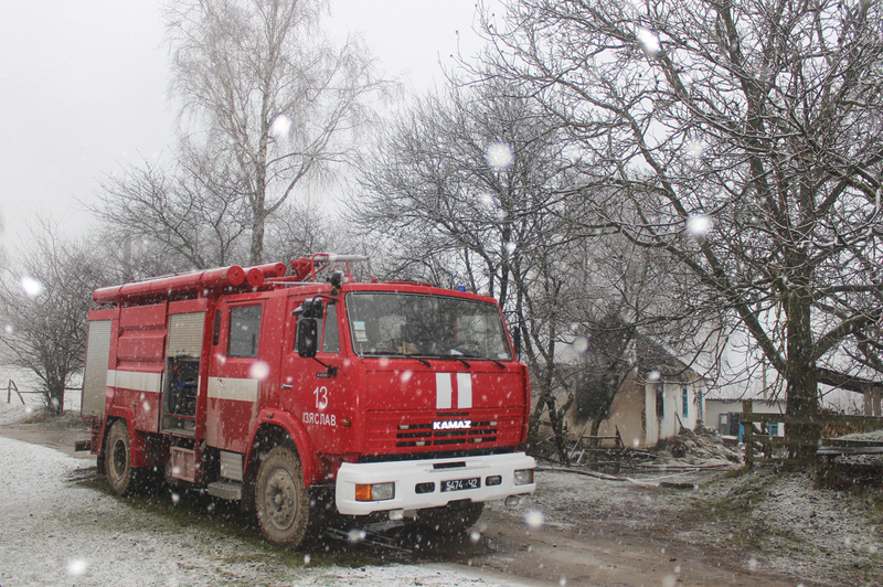 Впродовж минулої оперативної доби на території Хмельницької області зафіксовано сім пожеж