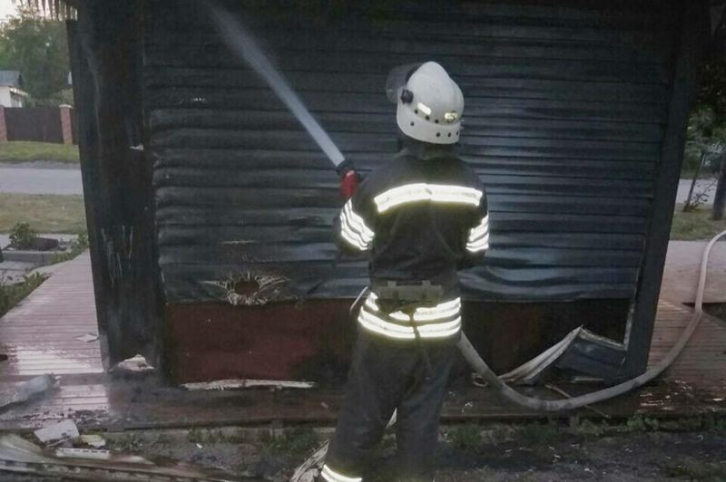 На пожежах обійшлося без нещасних випадків