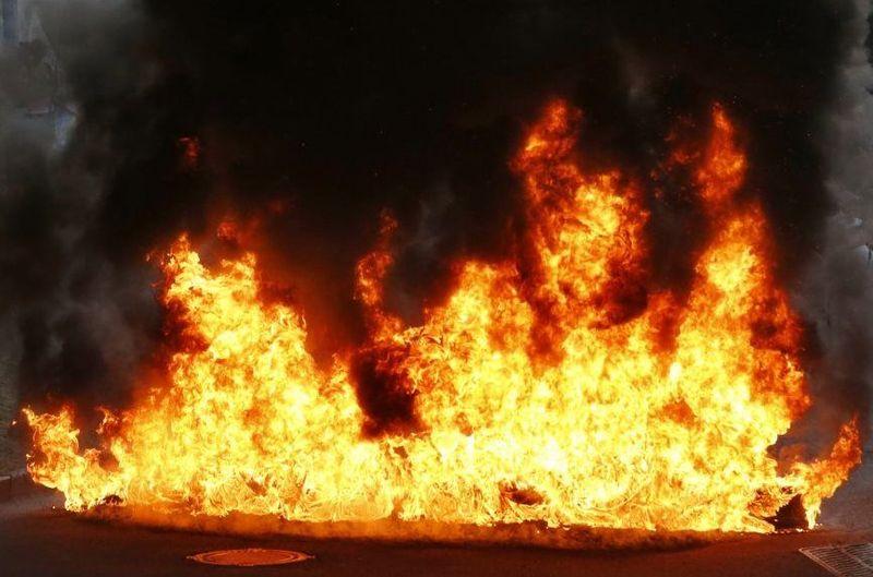 Всього на Хмельниччині 20 березня сталося 5 пожеж