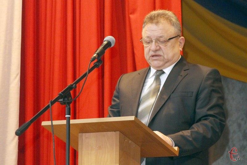 Начальник управління з питань цивільного захисту населення облдержадміністрації Євген Данилюк прозвітував про стан захисних споруд.