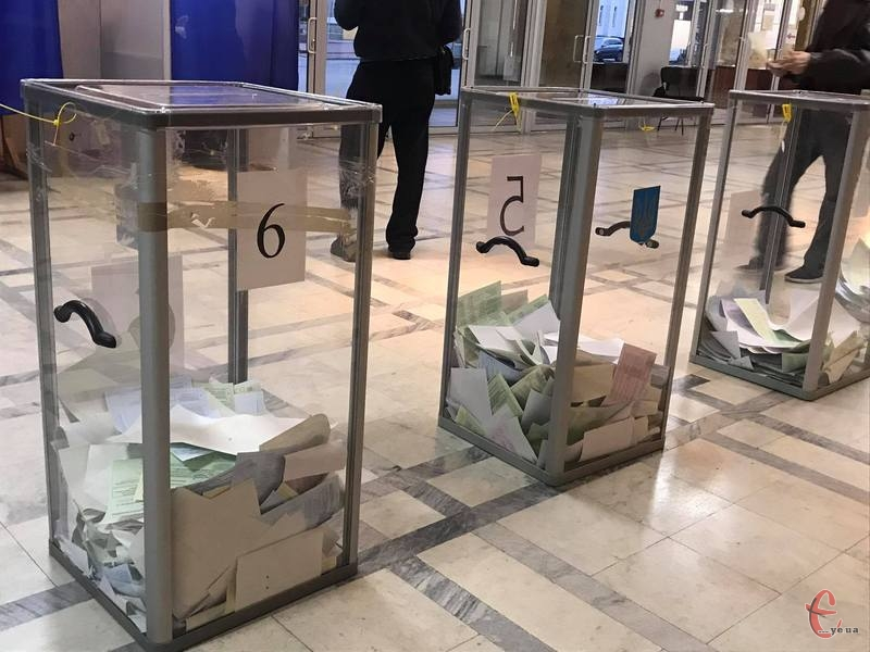 Скаргу Руслана Нестерова ЦВК розглядала 5 листопада