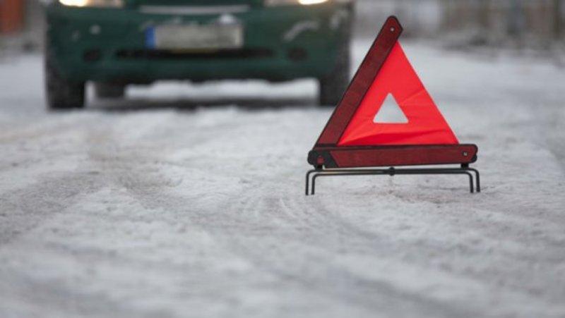 ДТП сталась на автодорозі у Хмельницькому районі