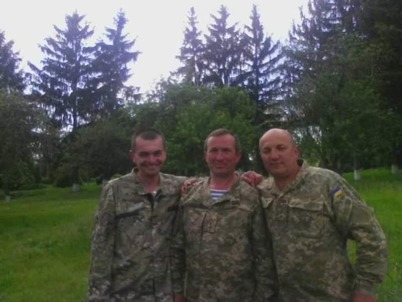Шестеро з родини Беззубів захищають Україну