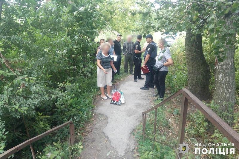 Випадковим свідком злочину став працівник кримінальної поліції Андрій Звєзда, який затримав нападника