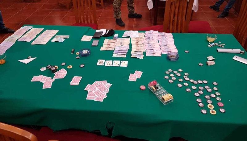 Правоохоронці Хмельниччини припинили діяльність підпільних гральних закладів та оголосили про підозру їх організаторам