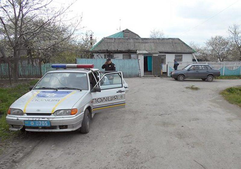 Розбійника затримали поліцейські