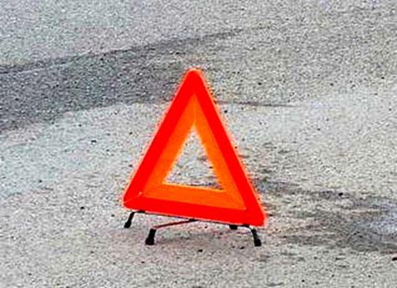 У ДТП постраждав пасажир вантажівки
