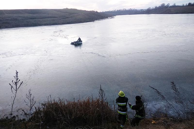На місце події прибули рятувальники 22 Державної пожежно-рятувальної частини