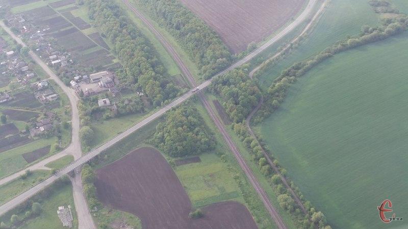 154 гектари землі підприємець взяв для вирощування сільськогосподарської продукції