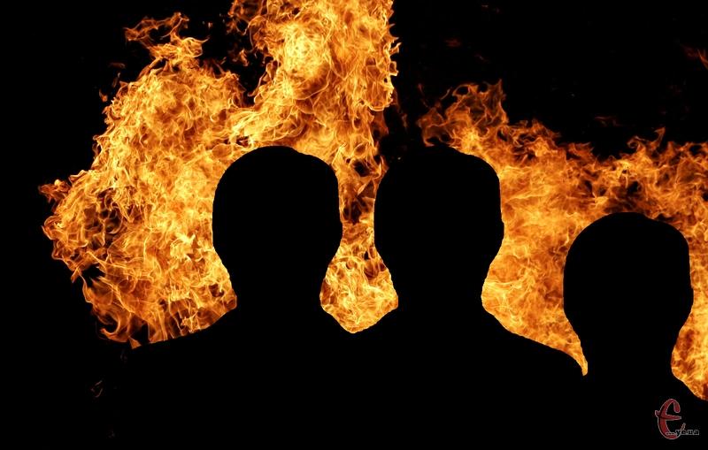 З початку року в Україні на пожежах загинули понад 1,5 тисячі людей