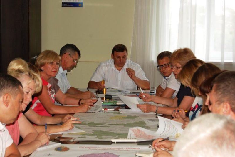 Над підготовкою проекту працює робоча група