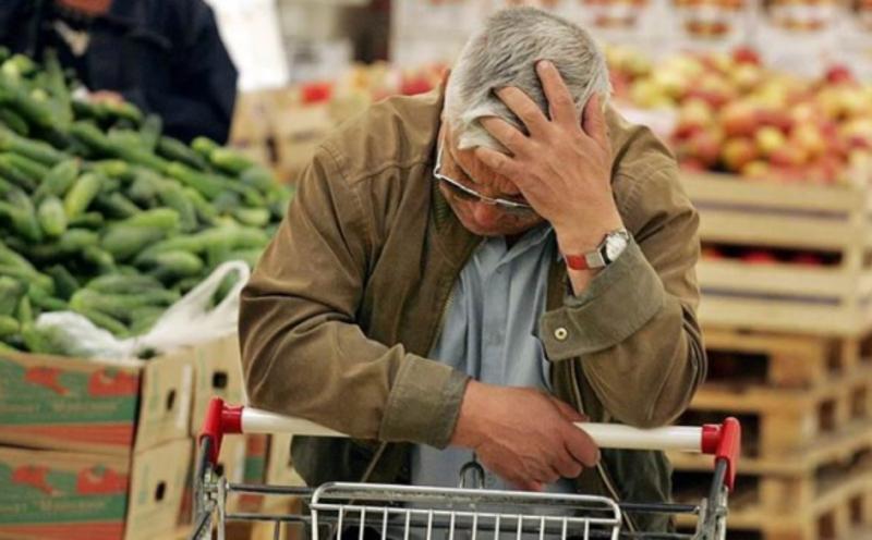 Ціни на продукти харчування та безалкогольні напої збільшилися на 1,0%