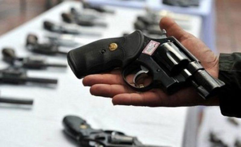 З 1 по 31 жовтня проводиться місячник добровільної здачі зброї.