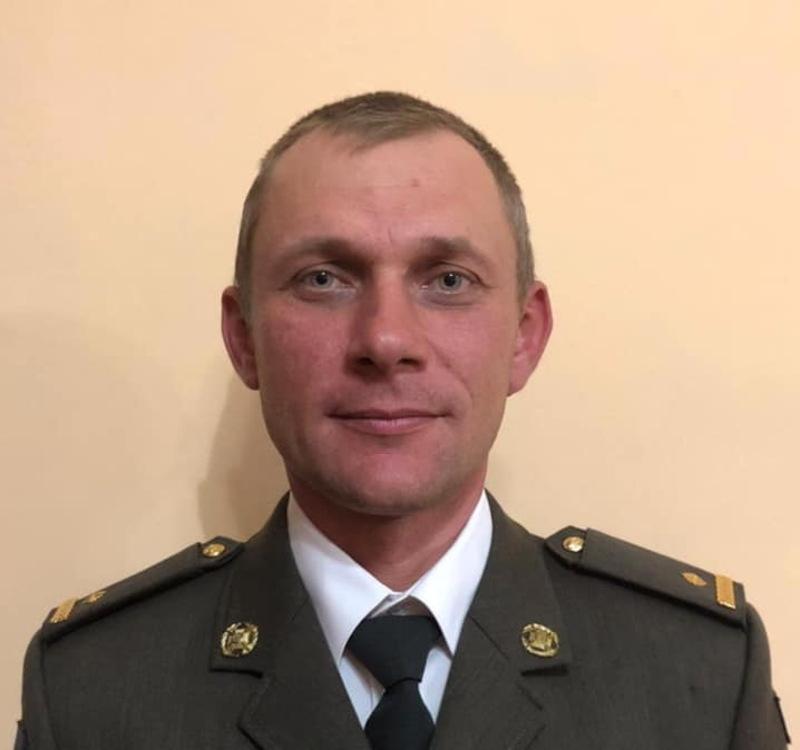 Герой захищав Україну з 2014-го й пройшов Дебальцеве