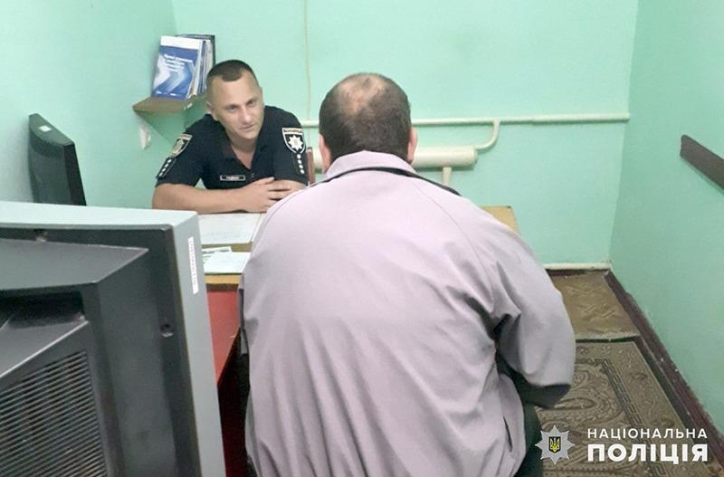 Наразі чоловікові оголосили про підозру у вчиненні злочину і він перебуває в ізоляторі тимчасового тримання