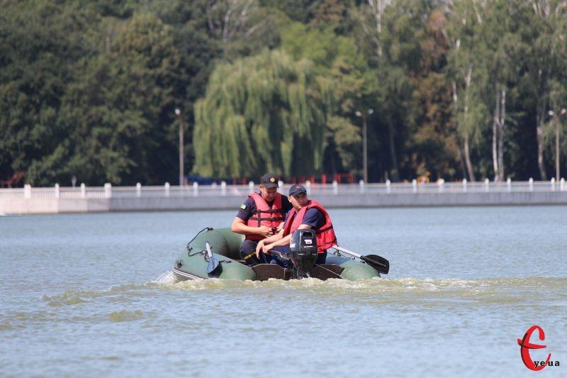 За місяць на водоймах області втопилося 9 людей