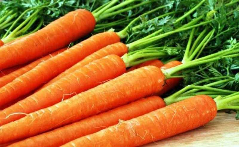 Морква з початку року подорожчала більш, ніж вдвічі