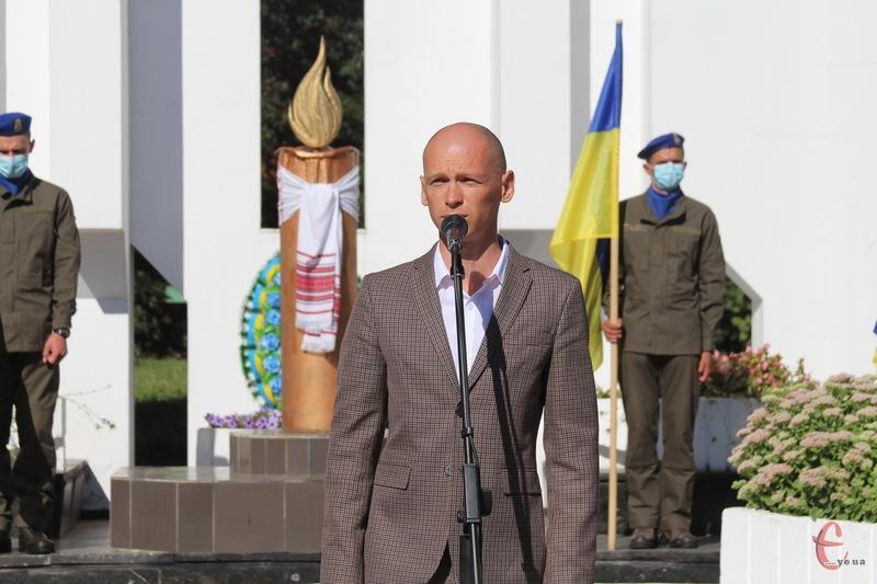 Роман Примуш, перший заступник голови Хмельницької ОДА
