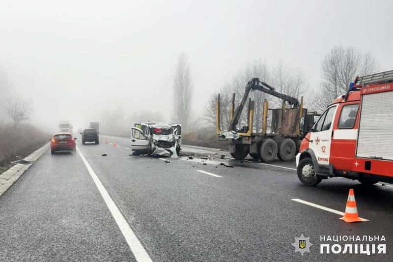 На Хмельниччині перед судом постане водій, що спричинив ДТП, у результаті якої загинули двоє його пасажирів