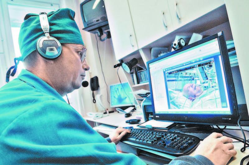Телемедицину почнуть впроваджувати в сільських амбулаторіях