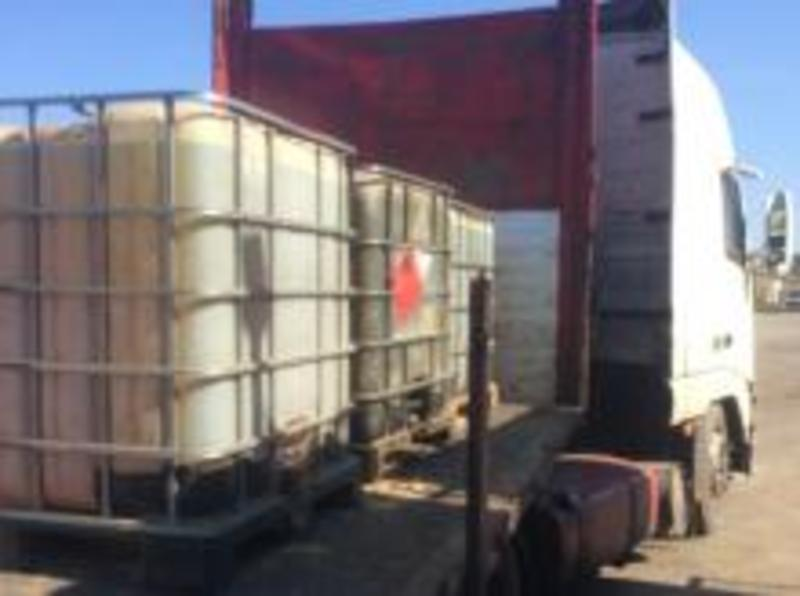 На Хмельниччині фіскали припинили незаконну реалізацію дизельного пального