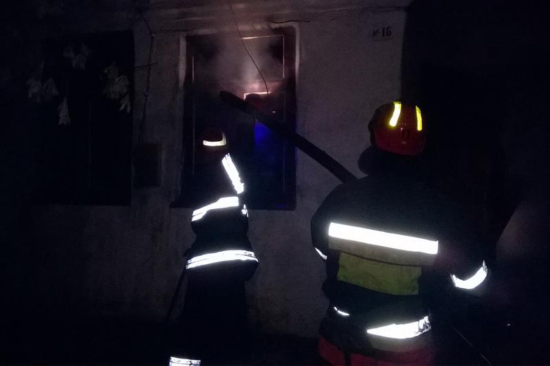 На пожежі загинув чоловік.