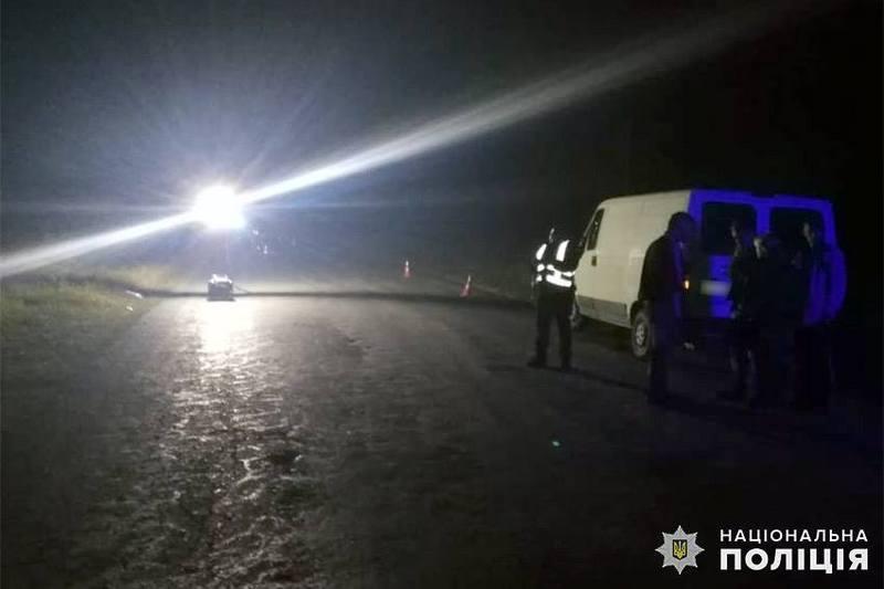 У Дунаєвецькому районі сталася аварія, в якій загинув чоловік, який рухався на велосипеді