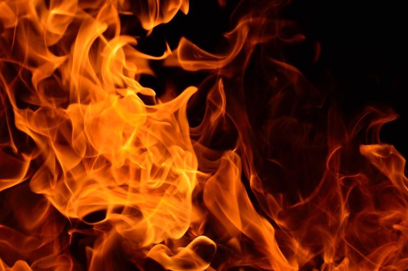 У селі Писарівка Старокостянтинівського району в пожежі загинув чоловік