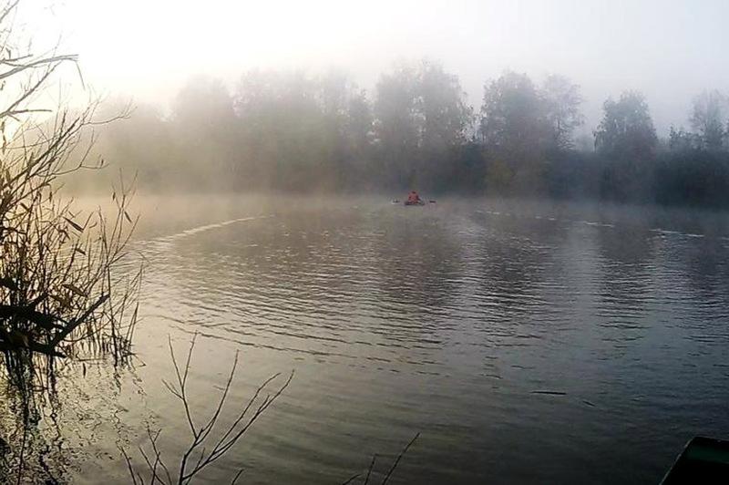 Надзвичайники врятували 53-річного чоловіка на річці Горинь