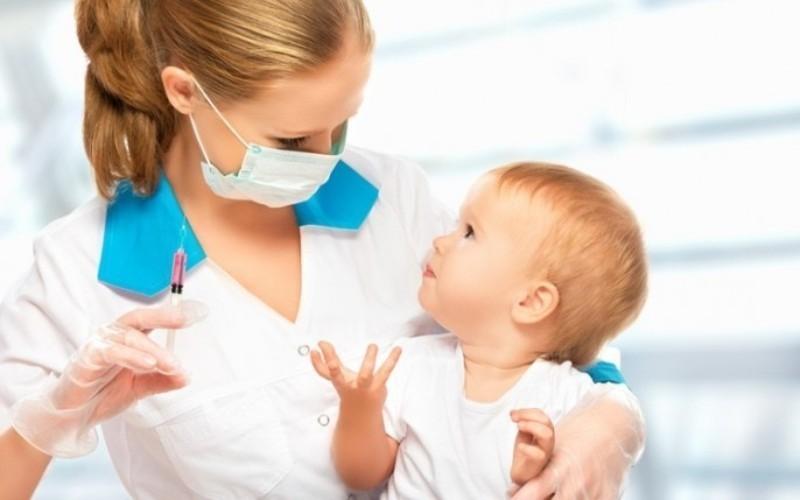 У жовтні стартувала додаткова трьохтурова імунізація проти поліомієліту