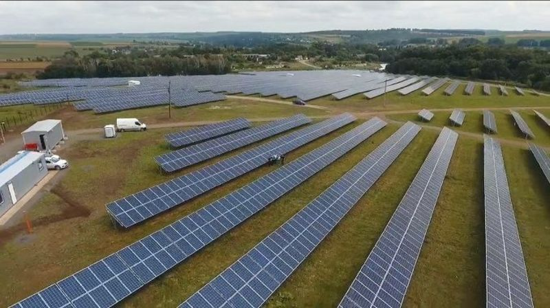 Сонячна енергетика дозволить зменшити енергозалежність області від газу
