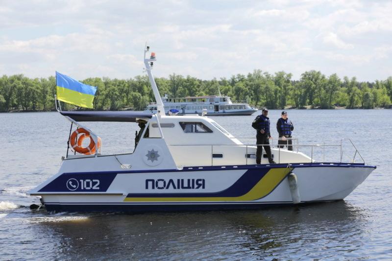 Сектор водної поліції передбачили у період реформування правоохоронної структури на Хмельниччині ще у лютому цього року