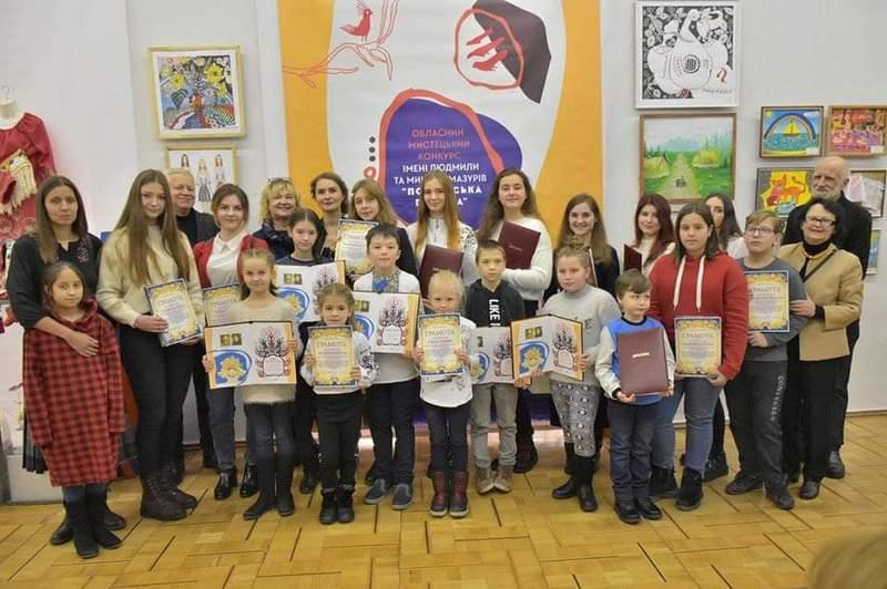 Роботи талановитих дітей експонуються на виставці