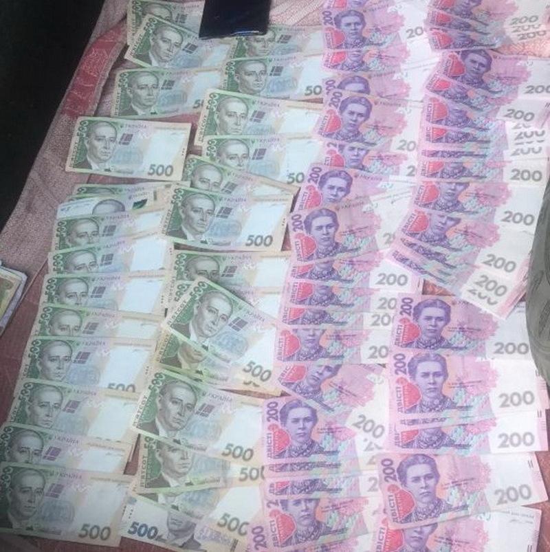 Чиновник вимагав 26 тисяч гривень