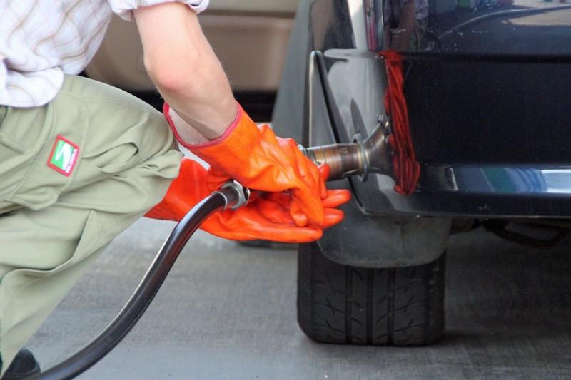 Газ вилучили з незаконного обігу